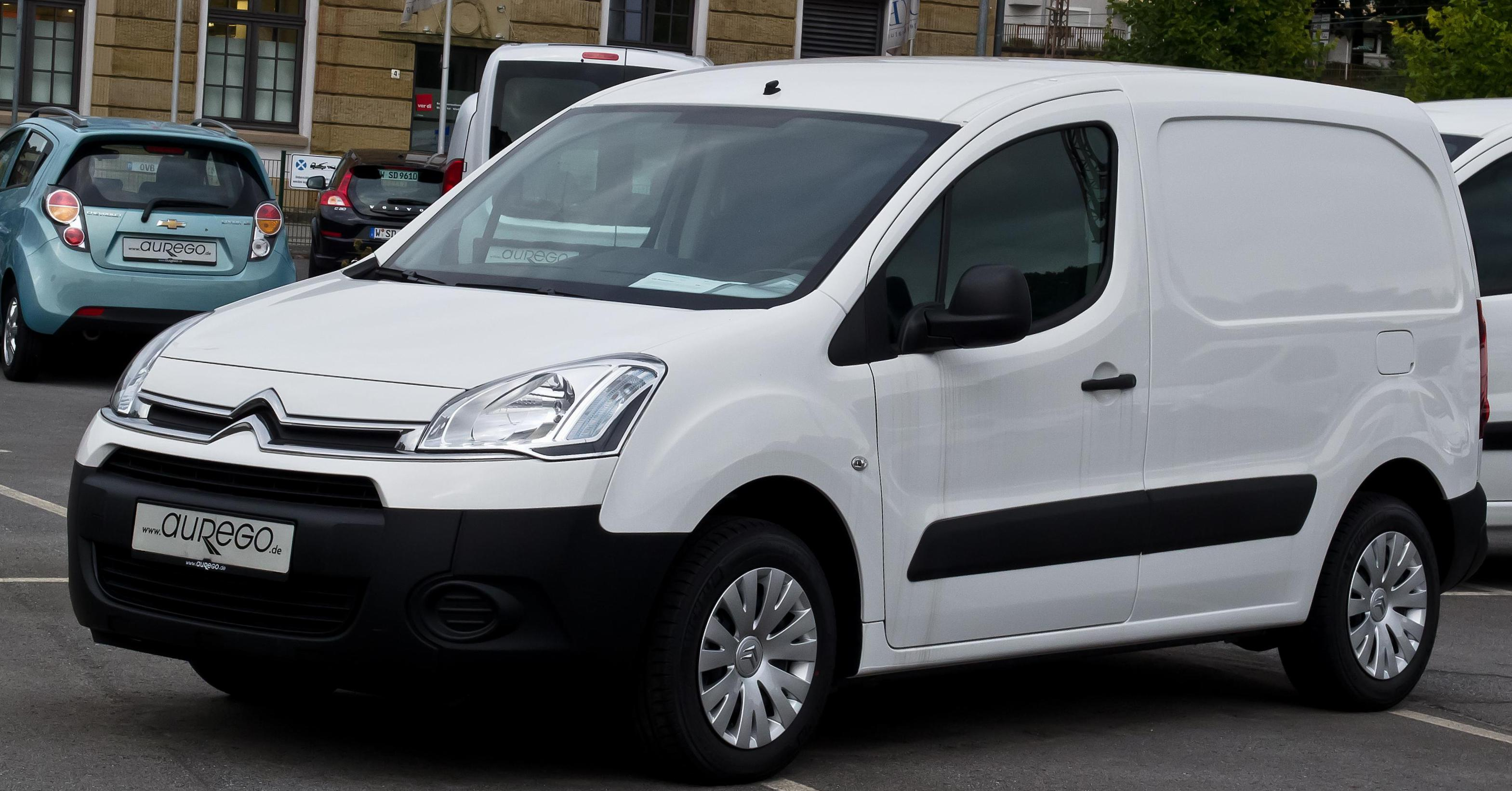 Citroen Berlingo specs 2007