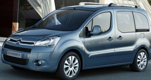 Berlingo VP Citroen review 2010