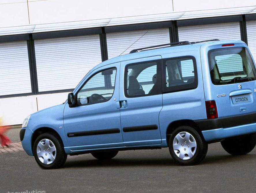 Citroen Berlingo VP model hatchback