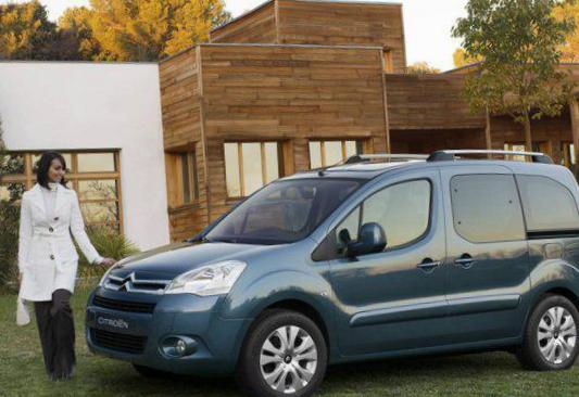 Citroen Berlingo VP Specifications 2007