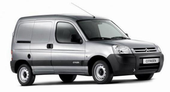 Berlingo First VP Citroen sale 2012