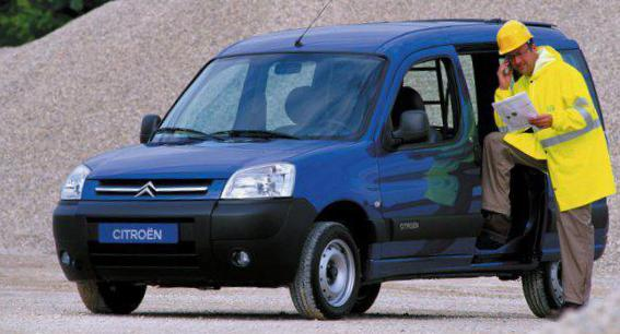 Citroen Berlingo First VP cost minivan