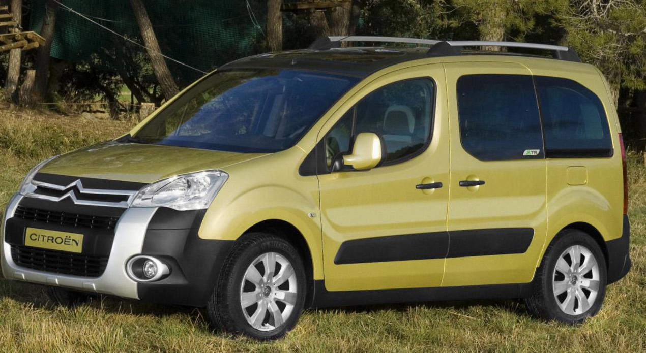 Berlingo First VU Citroen approved hatchback