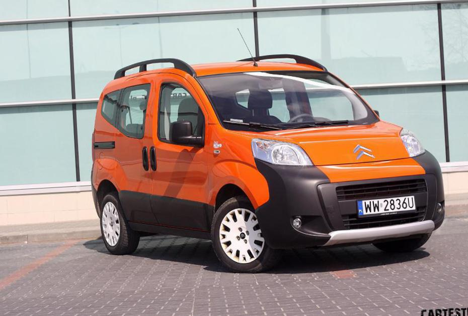 Citroen Nemo VP new coupe