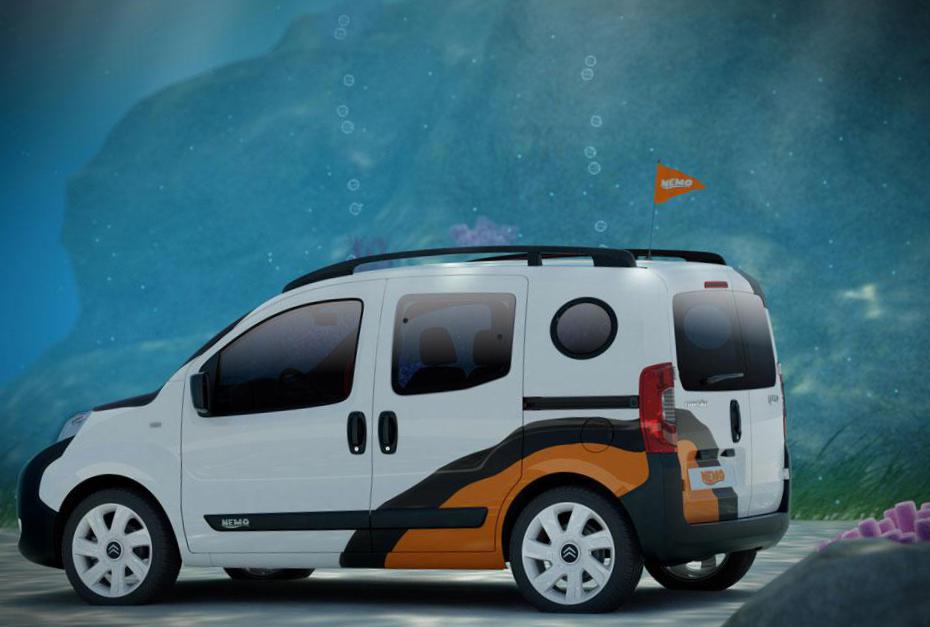 Citroen Nemo VP price 2013