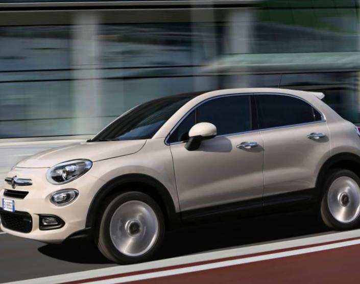 Fiat 500X Off Road Look usa hatchback