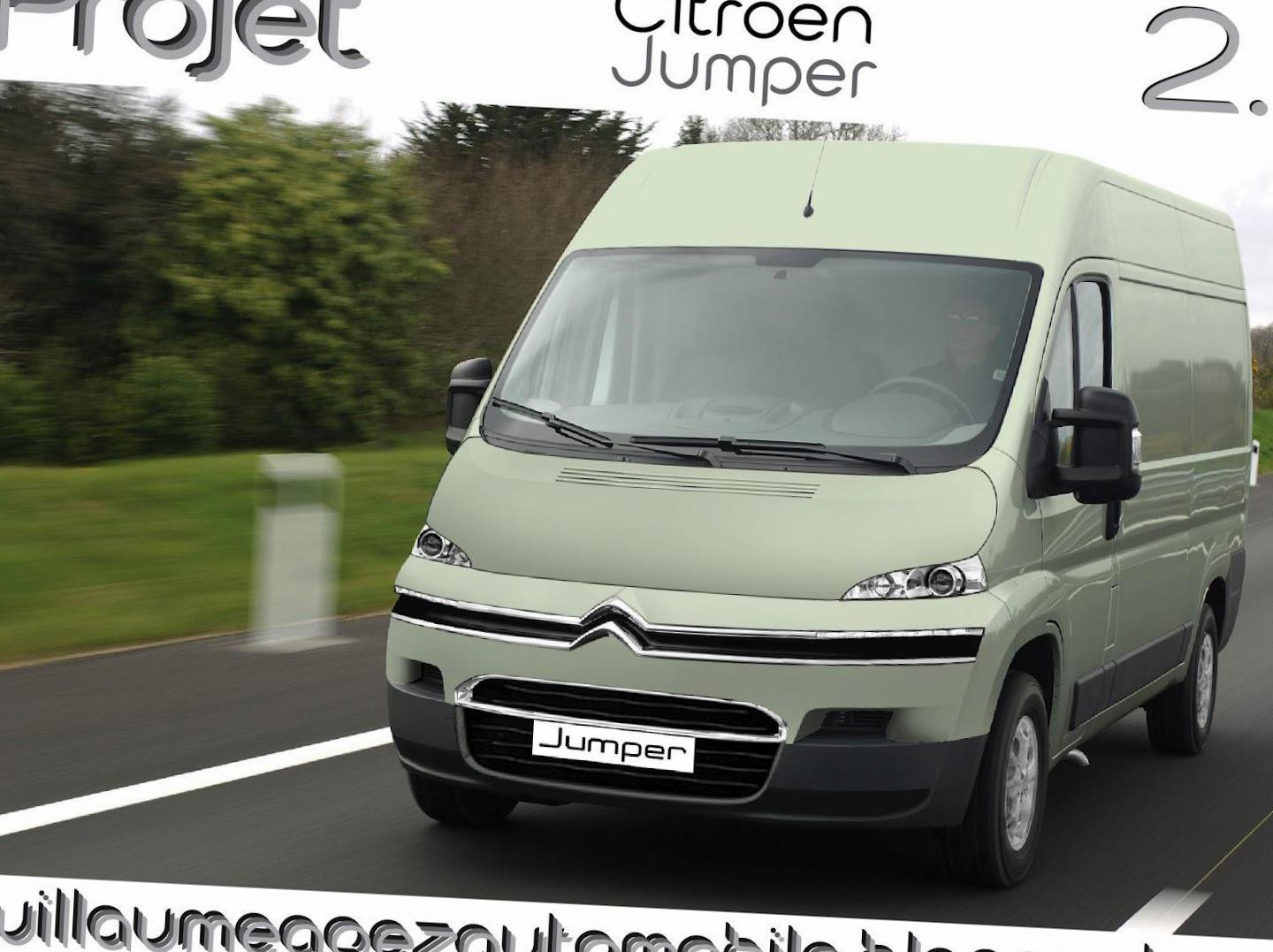 Citroen Jumper VU for sale 2008