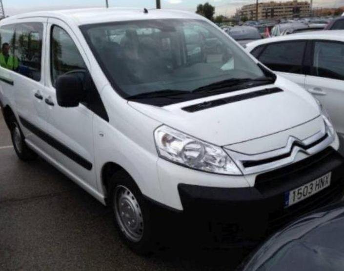 Citroen Jumpy VP spec suv
