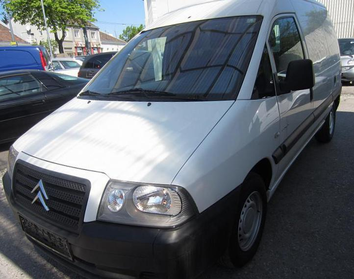 Jumpy VU Citroen cost pickup
