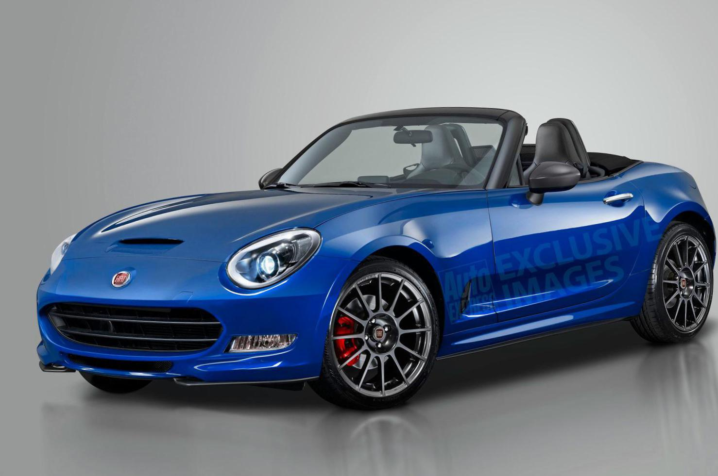 Fiat 124 Spider Specifications 2012