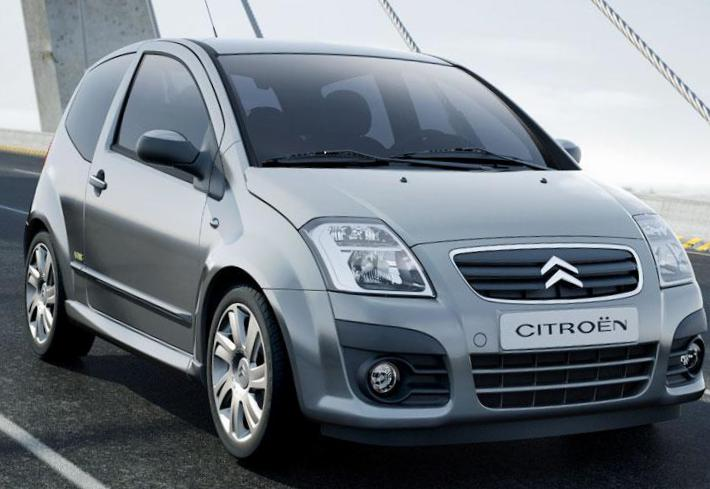 C2 Citroen spec wagon