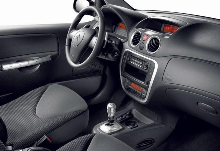 Citroen C2 Specifications 2011
