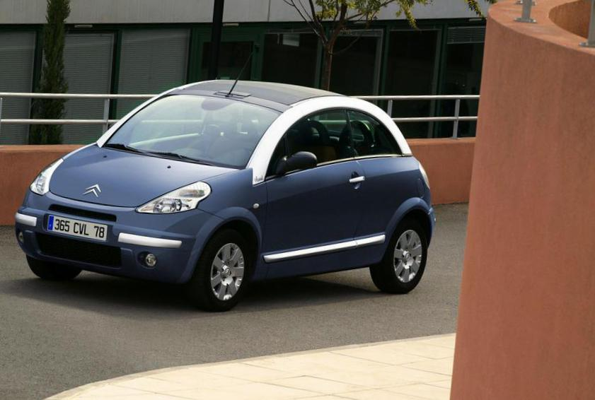 Citroen C3 Pluriel Specifications 2012