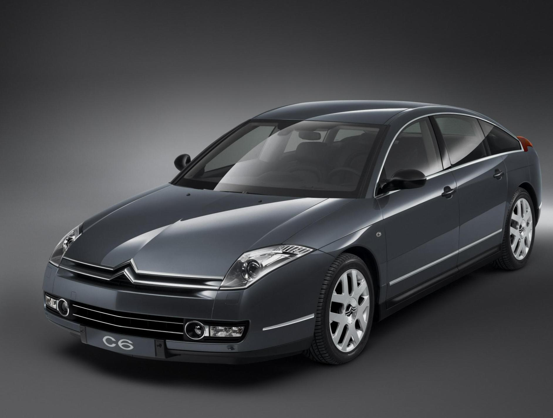 Citroen C6 models hatchback