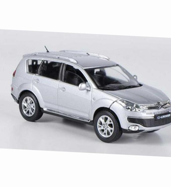 C-Crosser Citroen reviews minivan