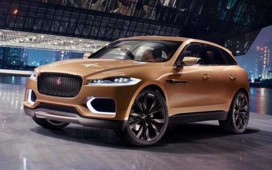 F-Pace Jaguar prices 2013