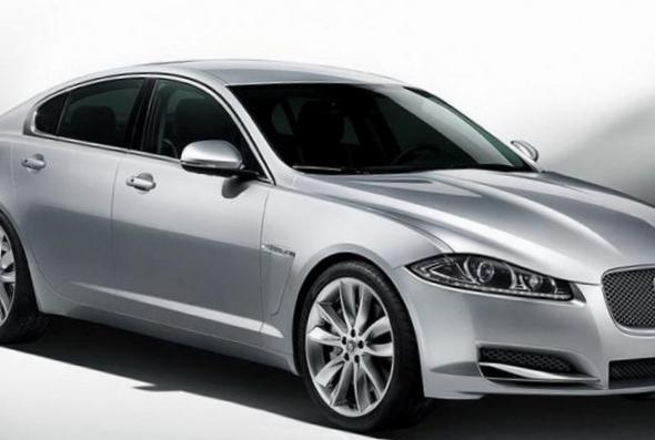 Jaguar XF model 2012