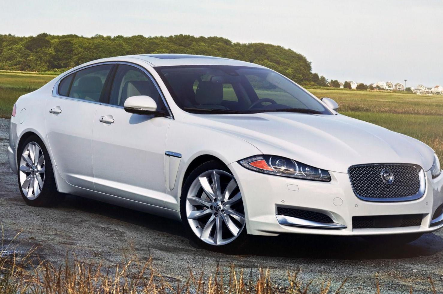 XF Jaguar approved wagon