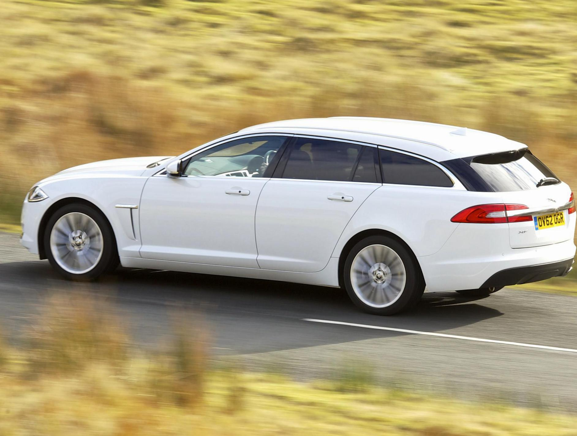 XF Sportbrake Jaguar for sale 2014