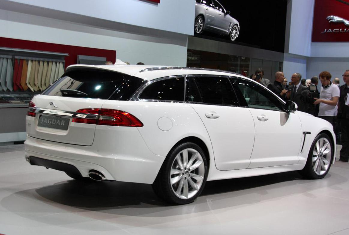 XF Sportbrake Jaguar new 2014