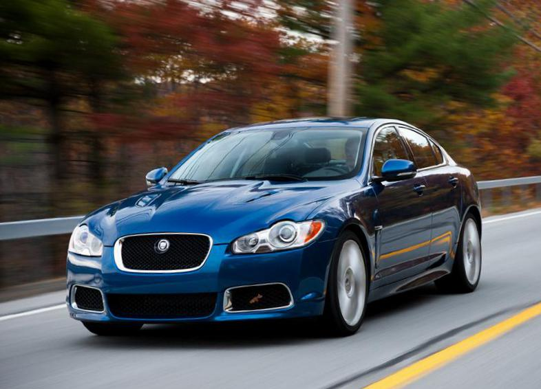 Jaguar XFR Specifications 2008