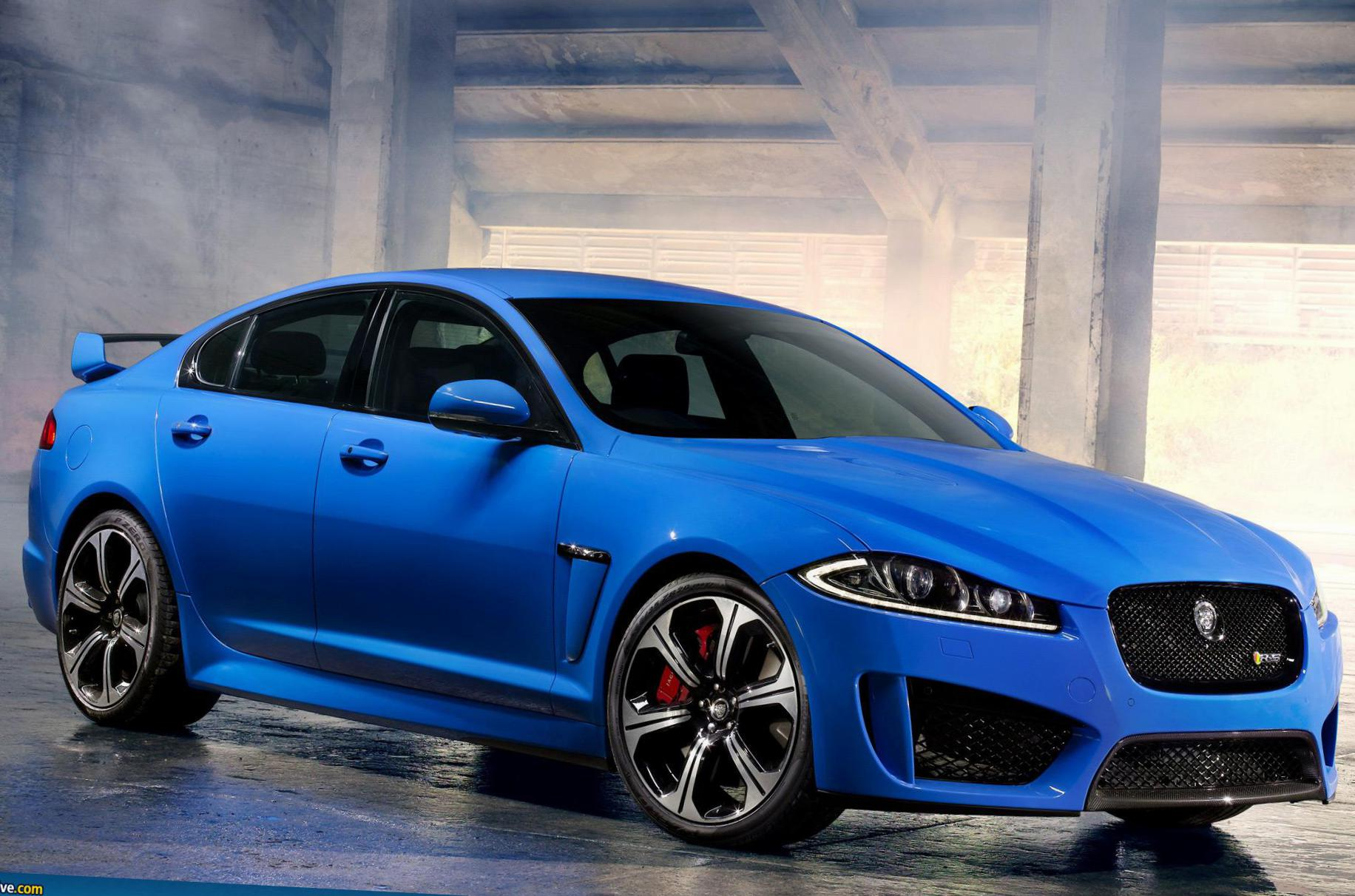 XFR-S Jaguar spec 2010