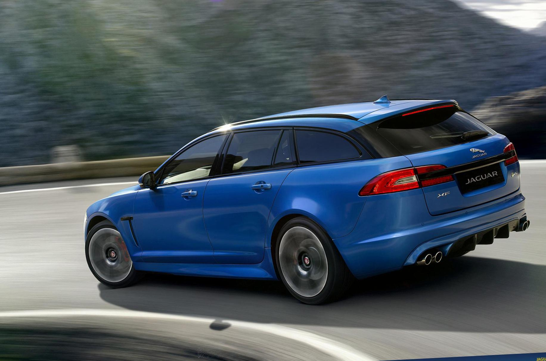 XFR-S Sportbrake Jaguar Specifications minivan