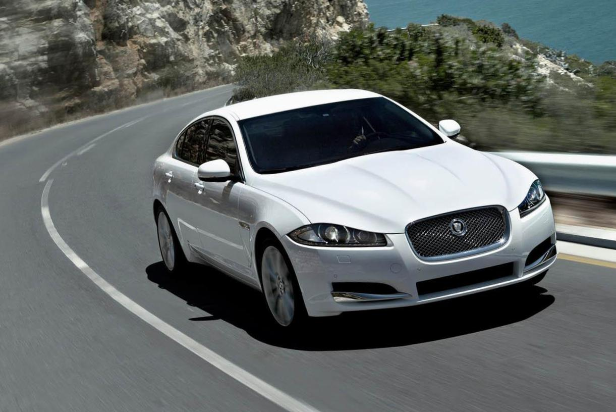 XF Jaguar lease suv