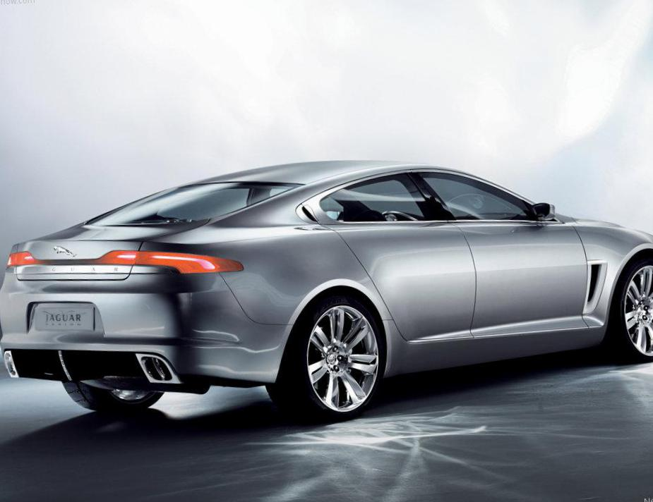 Jaguar XF model 2013