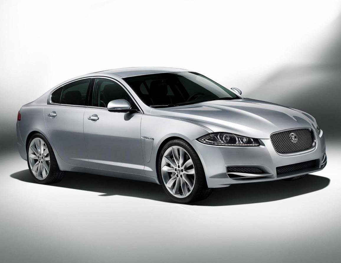 Jaguar XF sale 2010