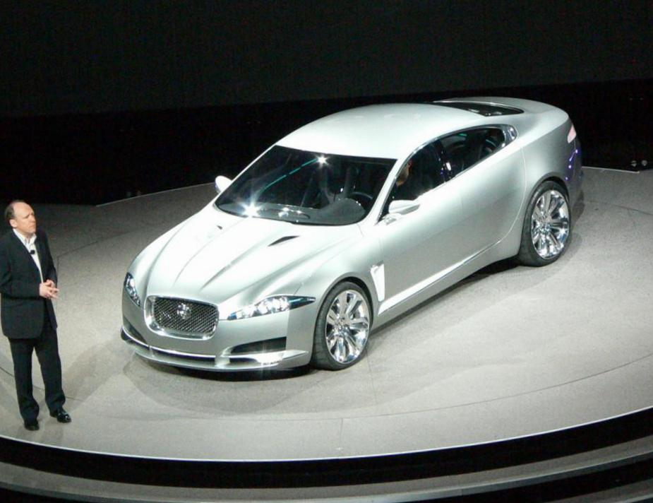 XF Jaguar usa 2012