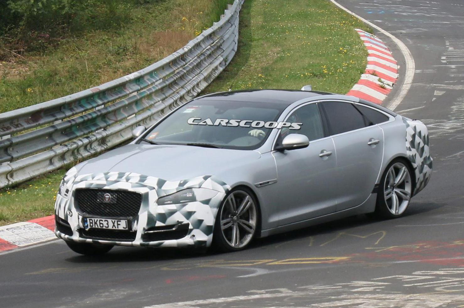XJ Jaguar new 2013