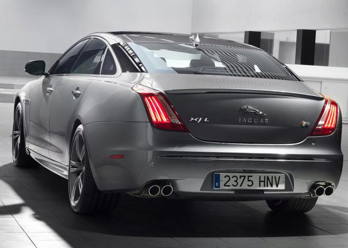 Jaguar XJR configuration 2013