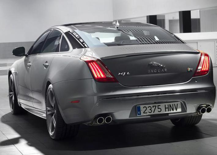 Jaguar XJR Specifications 2014