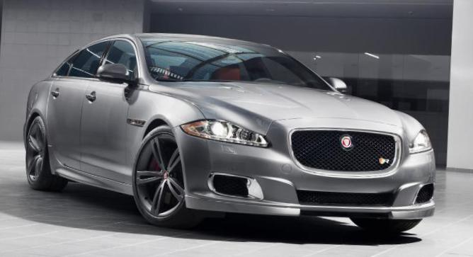 Jaguar XJR usa 2010