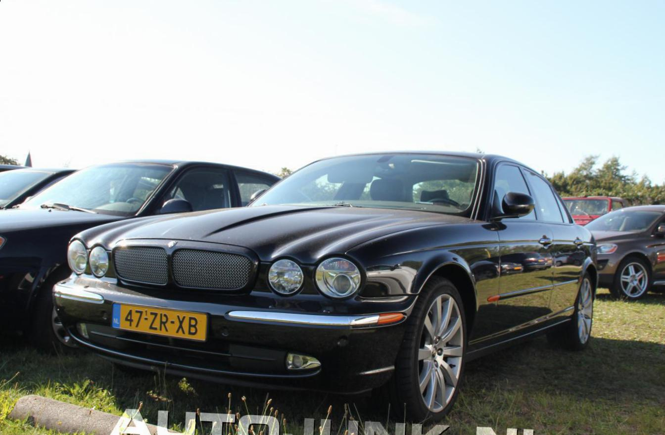 XJR Jaguar configuration 2013