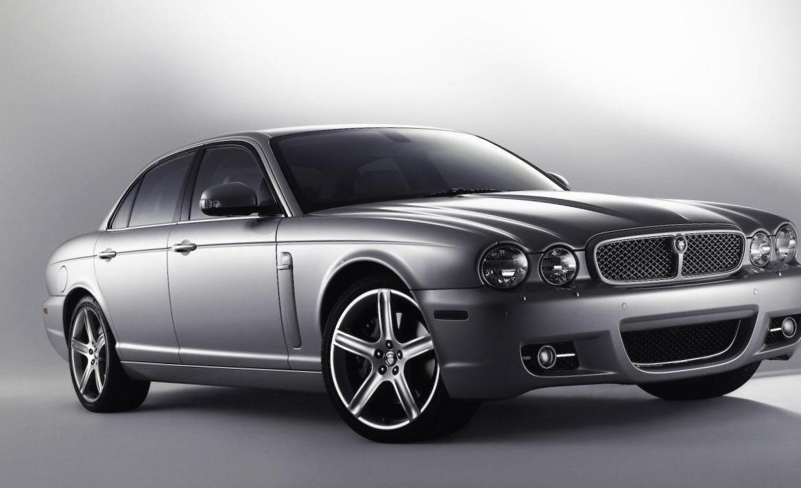 Jaguar XJ new 2014