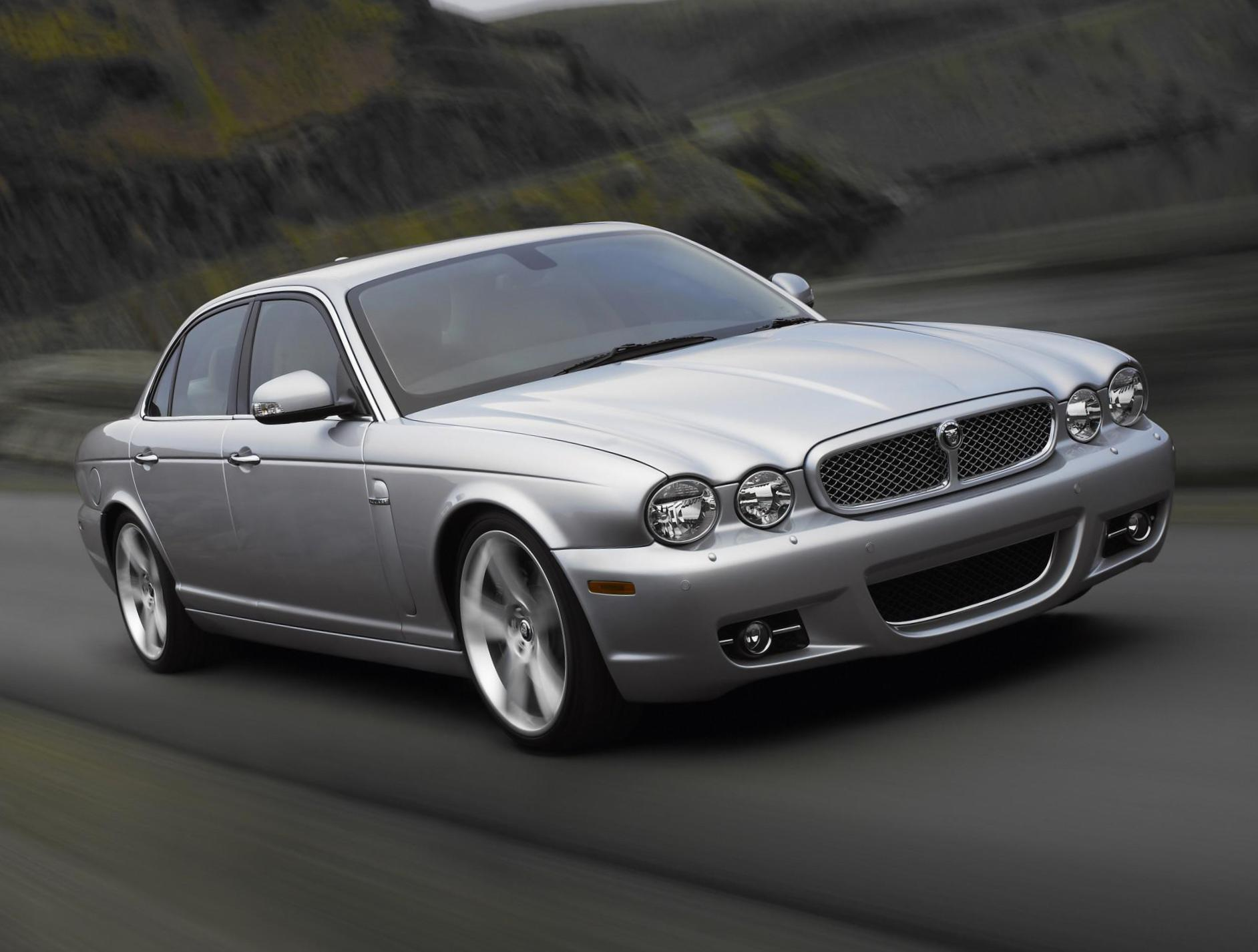 Jaguar XJ price 2008