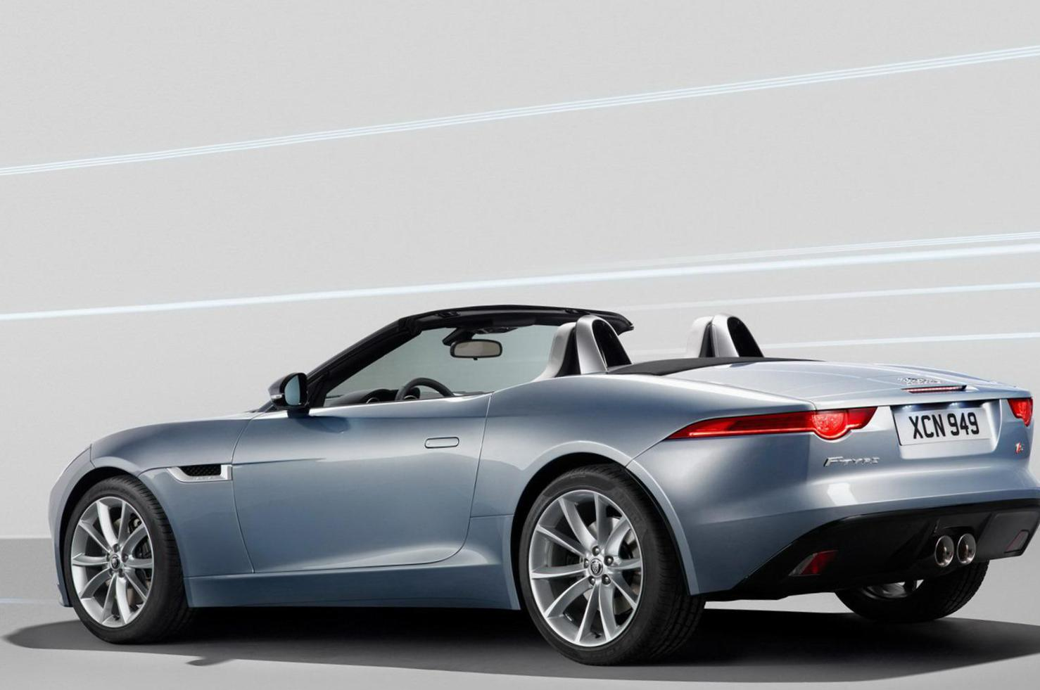 F-Type Jaguar models 2011