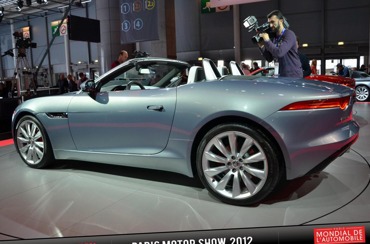 F-Type Jaguar used hatchback