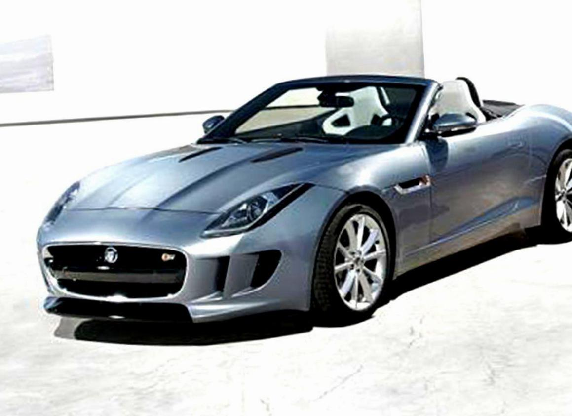 Jaguar F-Type reviews 2014