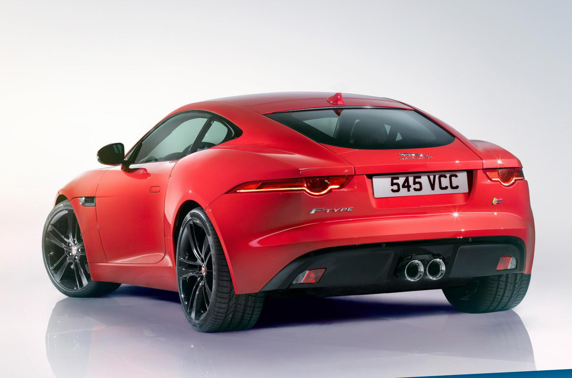 F-Type Coupe Jaguar for sale cabriolet