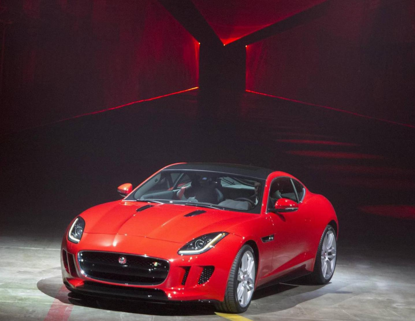 F-Type Coupe Jaguar price 2012