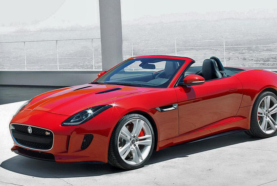 F-Type Coupe Jaguar sale 2013