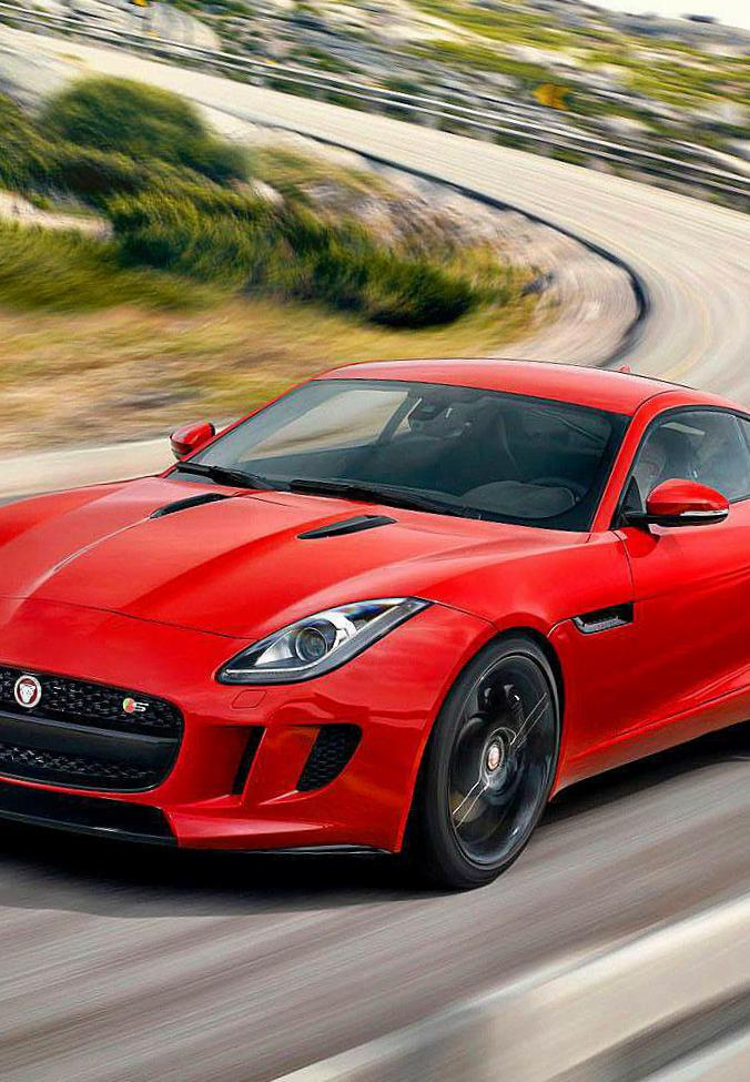 F-Type Coupe Jaguar Specification suv