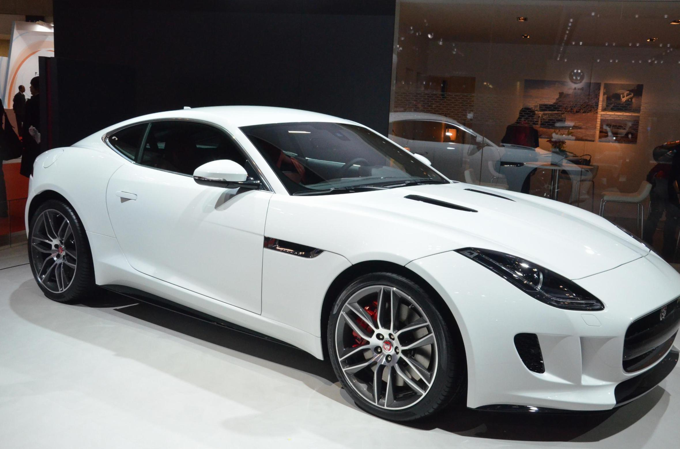 F Type Coupe Jaguar Specifications