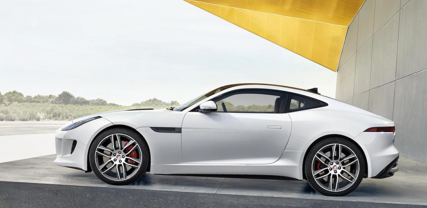 Jaguar F-Type Coupe approved suv