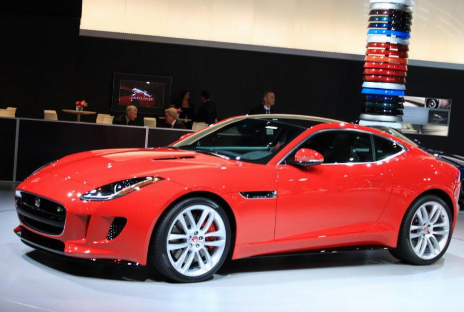 Jaguar F-Type Coupe review hatchback