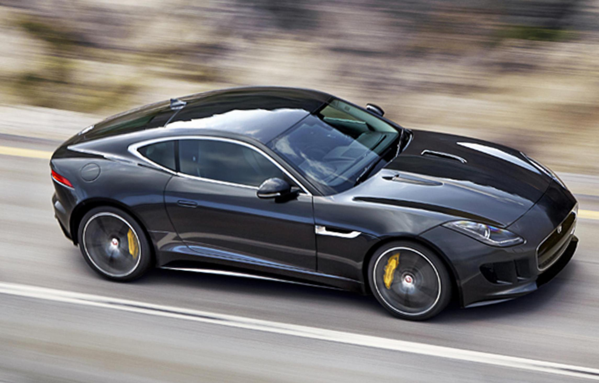 Jaguar F-Type Coupe used 2015