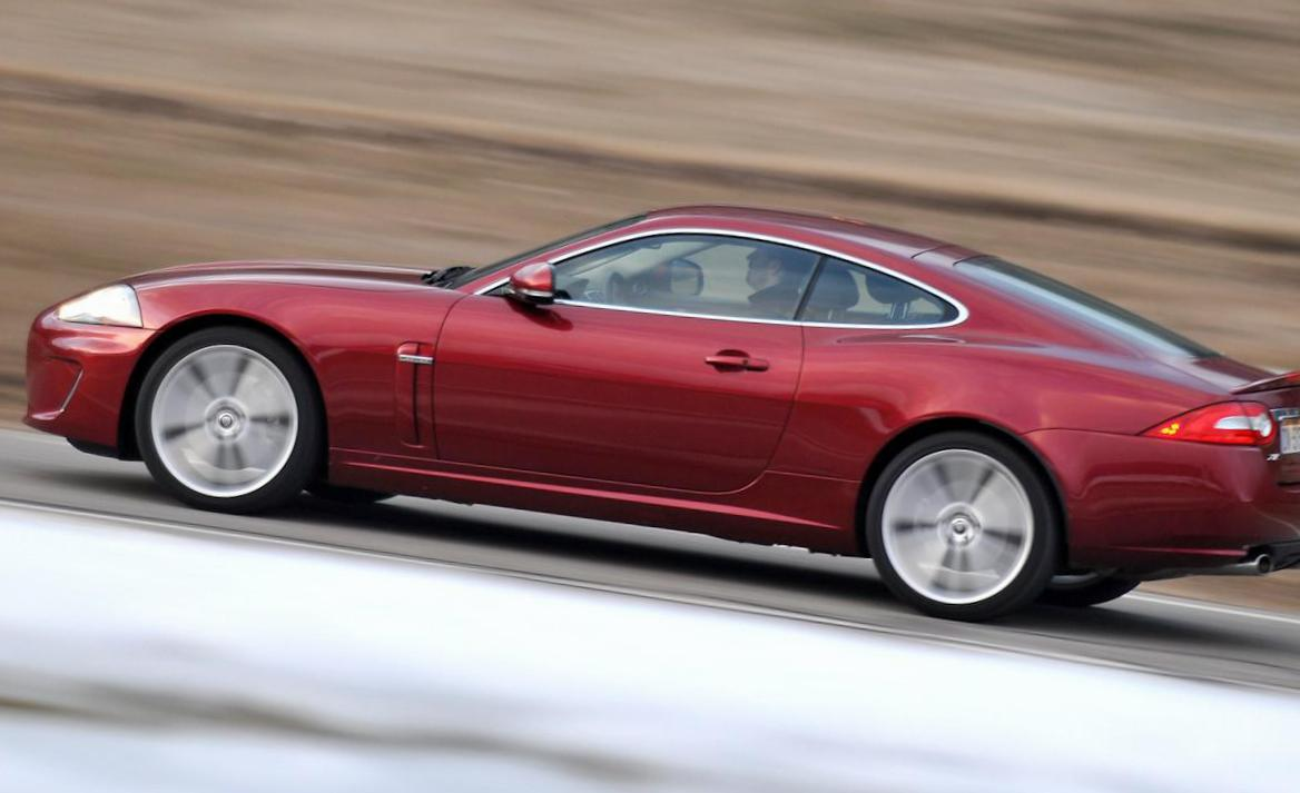 Jaguar XK Coupe tuning coupe